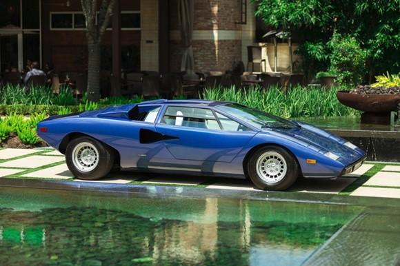 Lamborghini Countach 1974 - 1991 Coupe #5