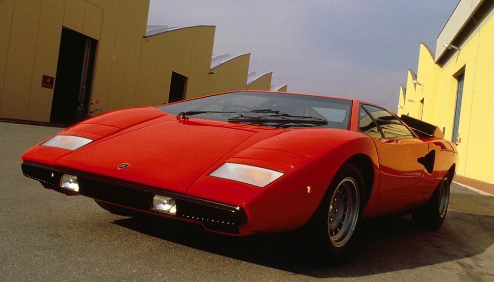 Lamborghini Countach 1974 - 1991 Coupe #7