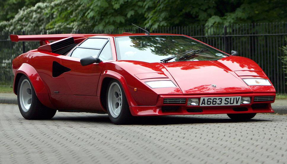 Lamborghini Countach 1974 - 1991 Coupe #6