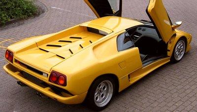 Lamborghini Diablo 1990 - 2001 Coupe #3