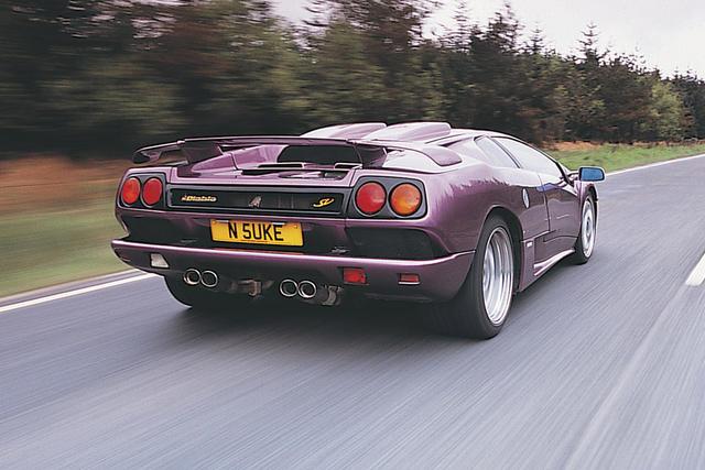 Lamborghini Diablo 1990 - 2001 Coupe #6