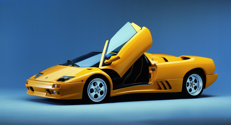Lamborghini Diablo 1990 - 2001 Coupe #2