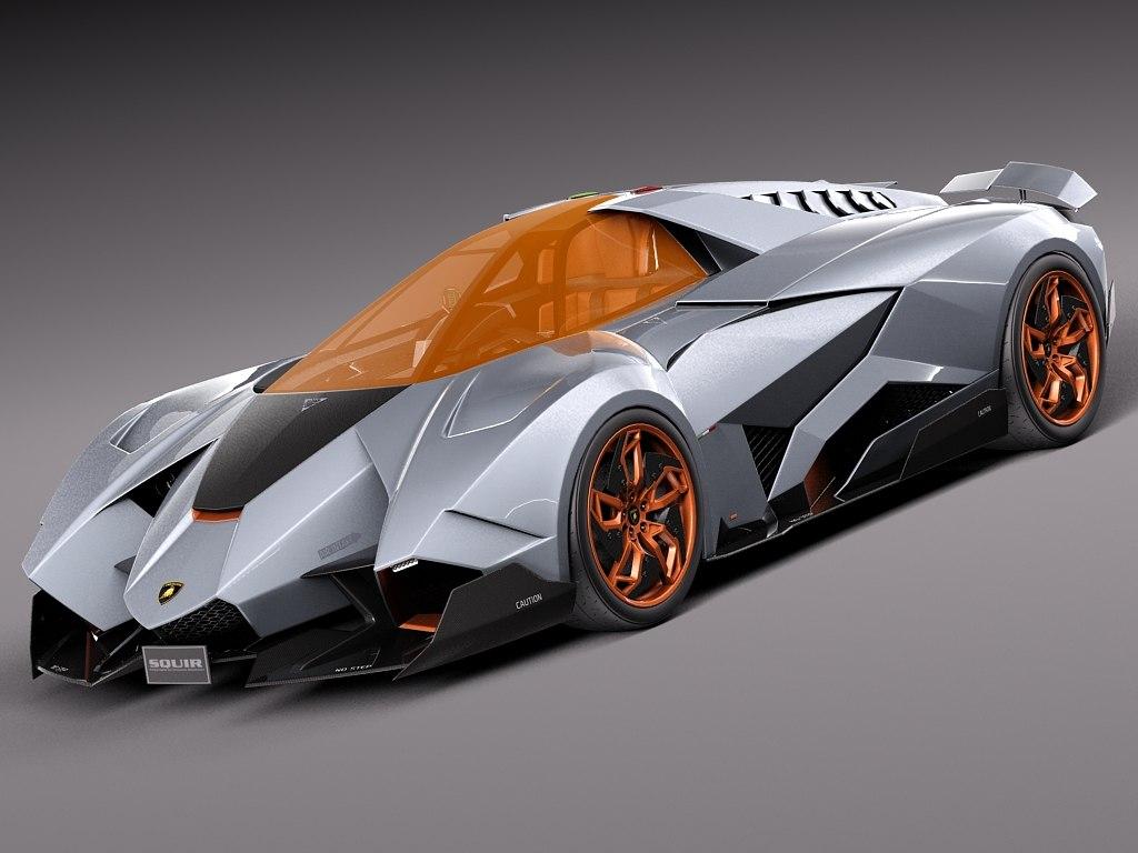 Lamborghini Egoista I 2013   2013 Coupe #7