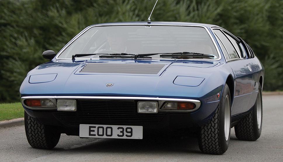 Lamborghini Urraco 1972 1981 Coupe Outstanding Cars