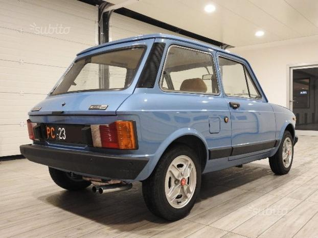 Lancia A 112 1982 - 1986 Hatchback 3 door #1