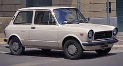 Lancia A 112 1982 - 1986 Hatchback 3 door #2
