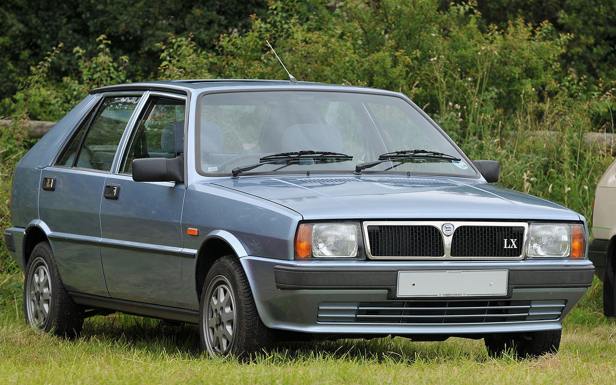 Lancia A 112 1982 - 1986 Hatchback 3 door #5