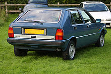 Lancia A 112 1982 - 1986 Hatchback 3 door #7