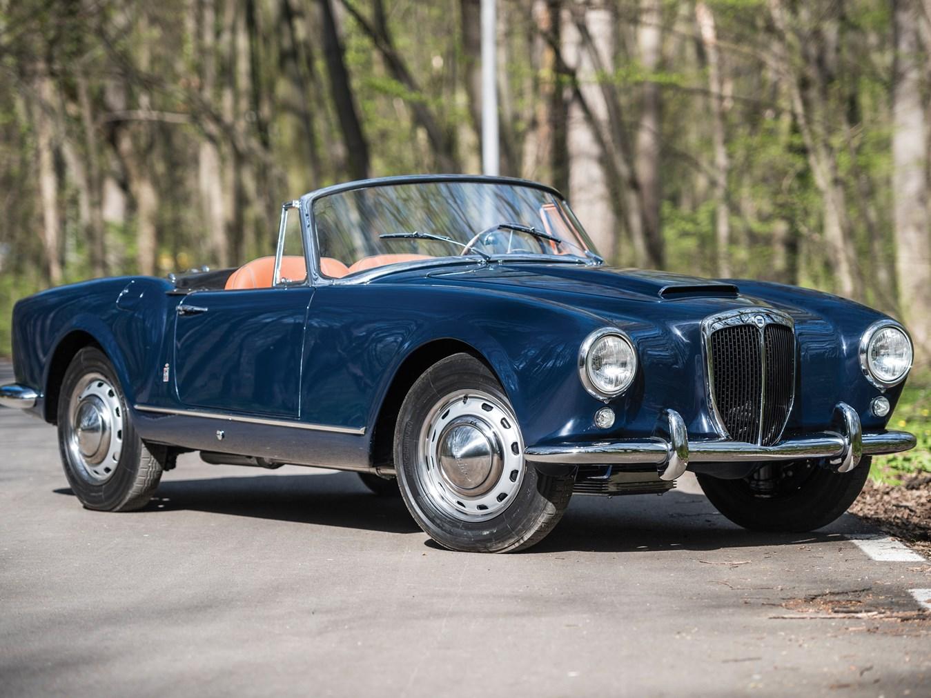 Lancia Aurelia 1950 - 1958 Coupe #2