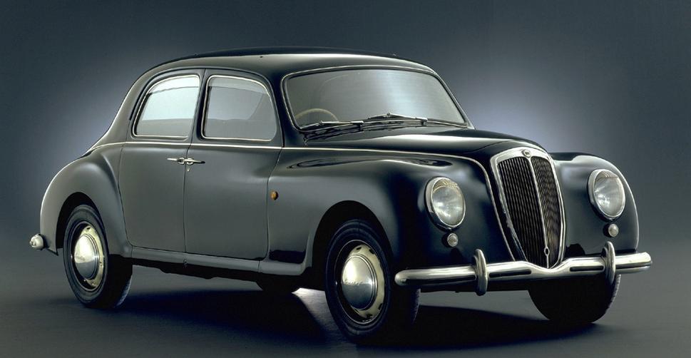 Lancia Aurelia 1950 - 1958 Coupe #6