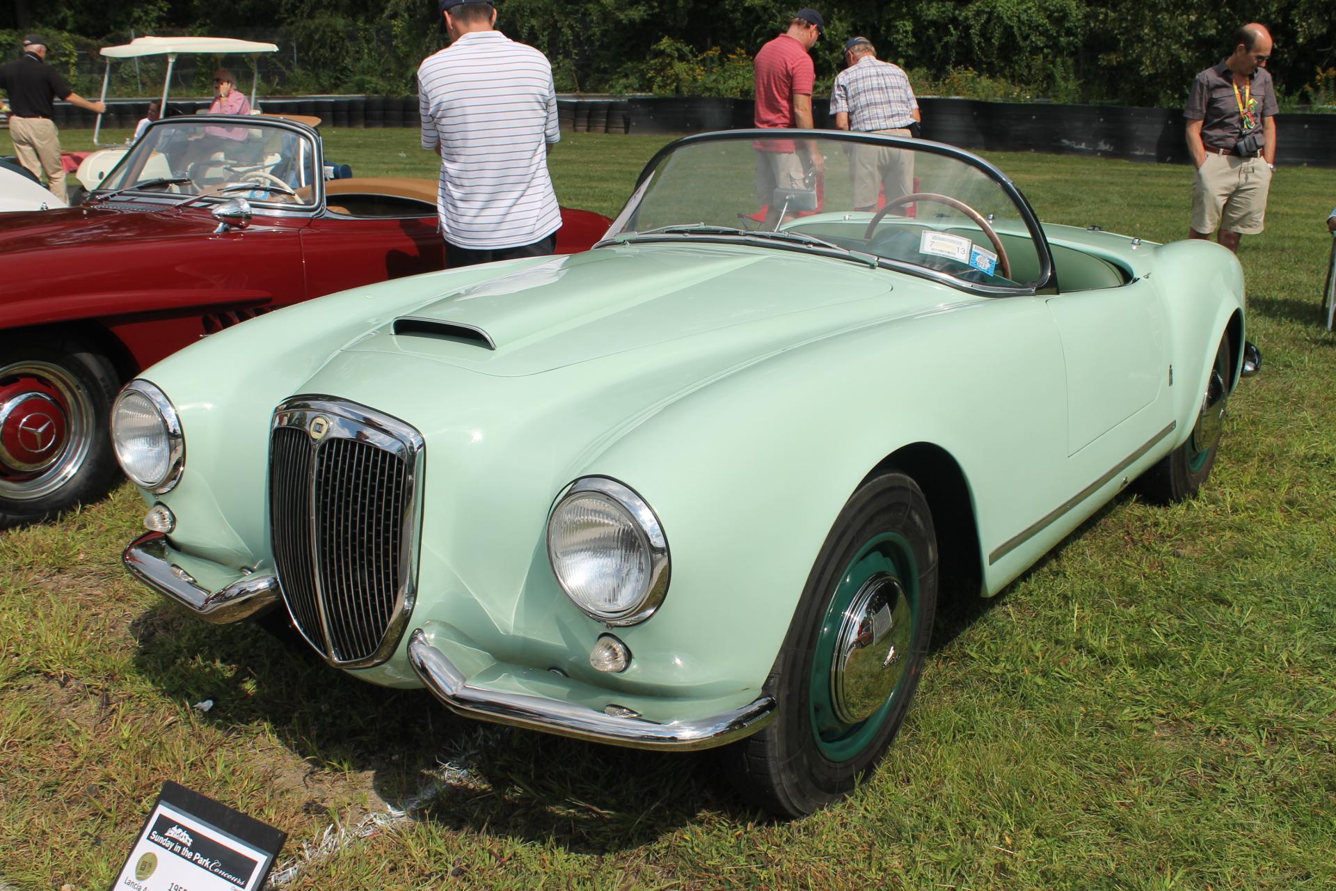 Lancia Aurelia 1950 - 1958 Coupe #3