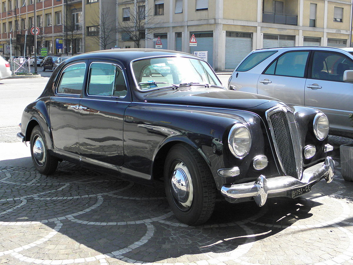 Lancia Aurelia 1950 - 1958 Coupe #8