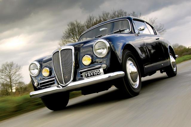 Lancia Aurelia 1950 - 1958 Coupe #7