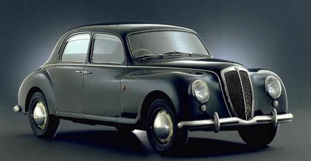 Lancia Aurelia 1950 - 1958 Coupe #1