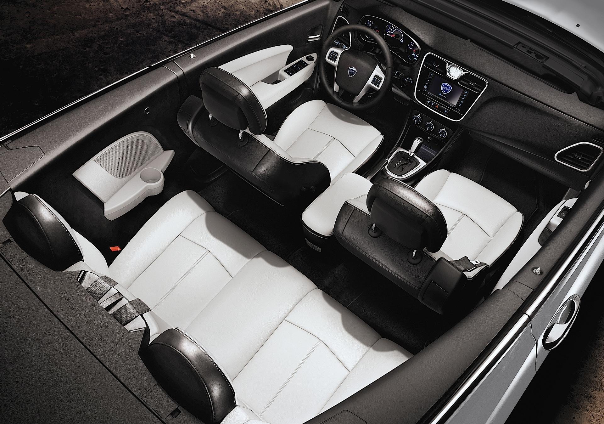 Lancia Flavia I 2012 - 2014 Cabriolet #3