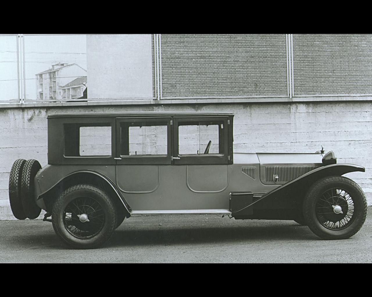 Lancia Lambda 1922 - 1931 Sedan #4