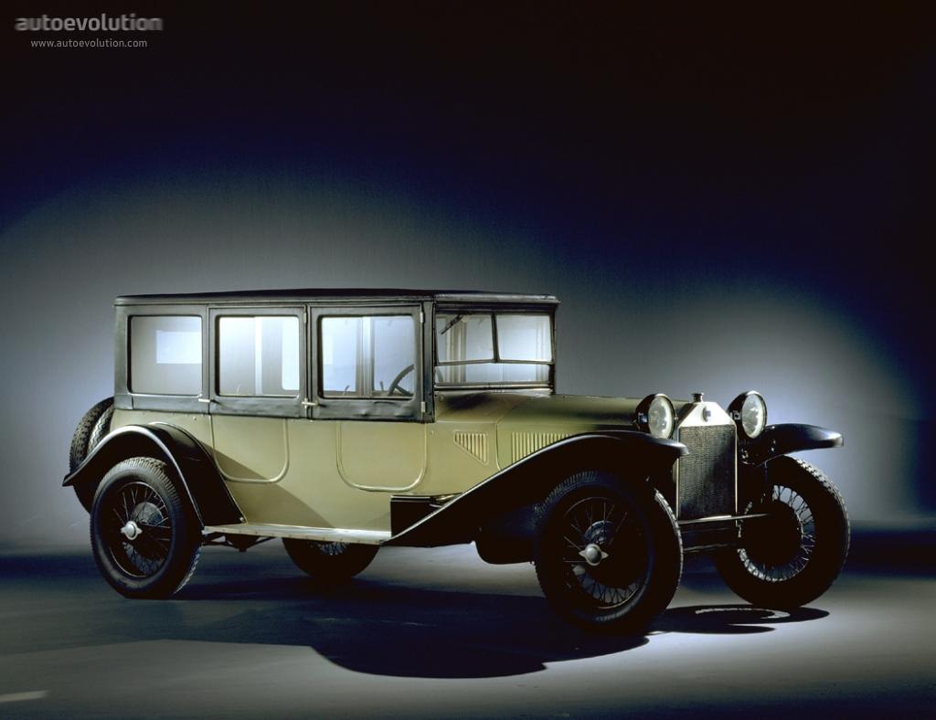 Lancia Lambda 1922 - 1931 Sedan #7