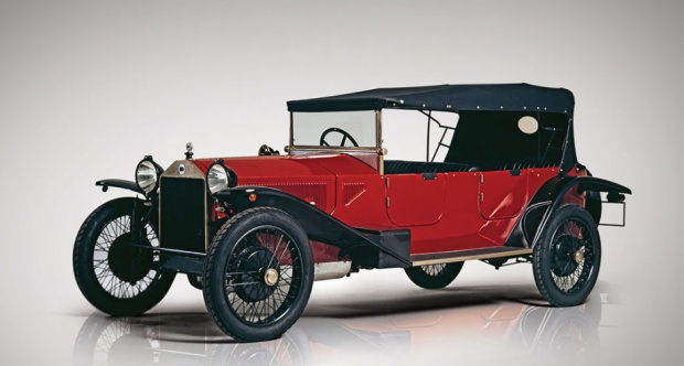 Lancia Lambda 1922 - 1931 Sedan #1