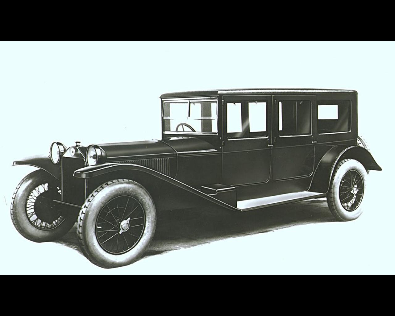 Lancia Lambda 1922 - 1931 Sedan #5