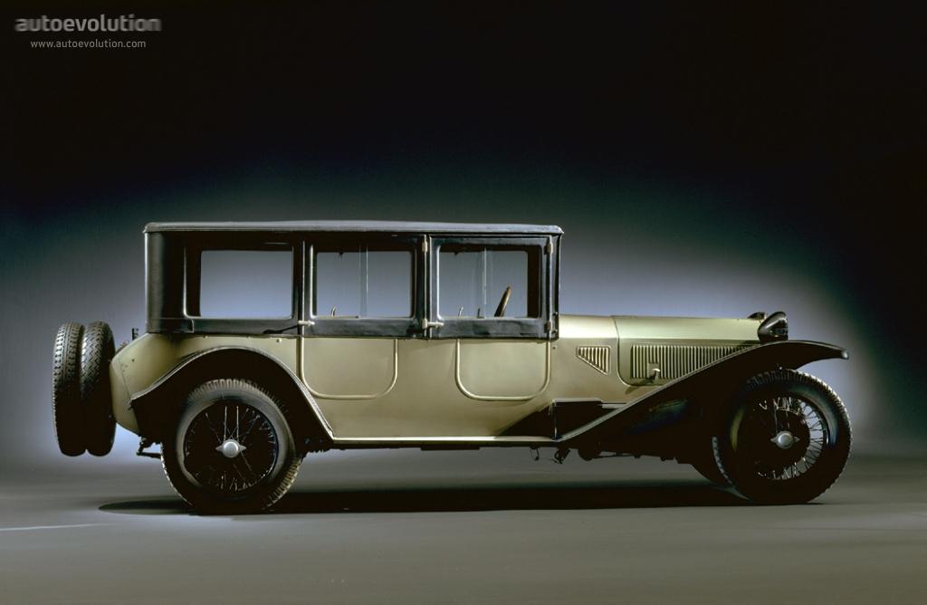 Lancia Lambda 1922 - 1931 Sedan #8
