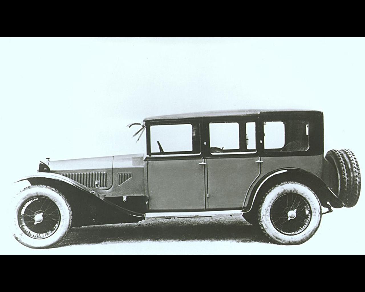 Lancia Lambda 1922 - 1931 Sedan #3