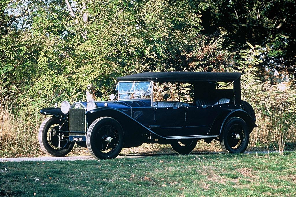 Lancia Lambda 1922 - 1931 Sedan #6