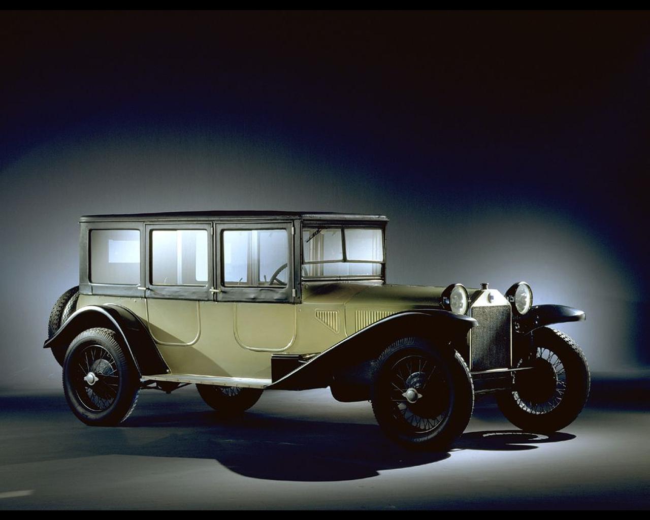 Lancia Lambda 1922 - 1931 Sedan #2