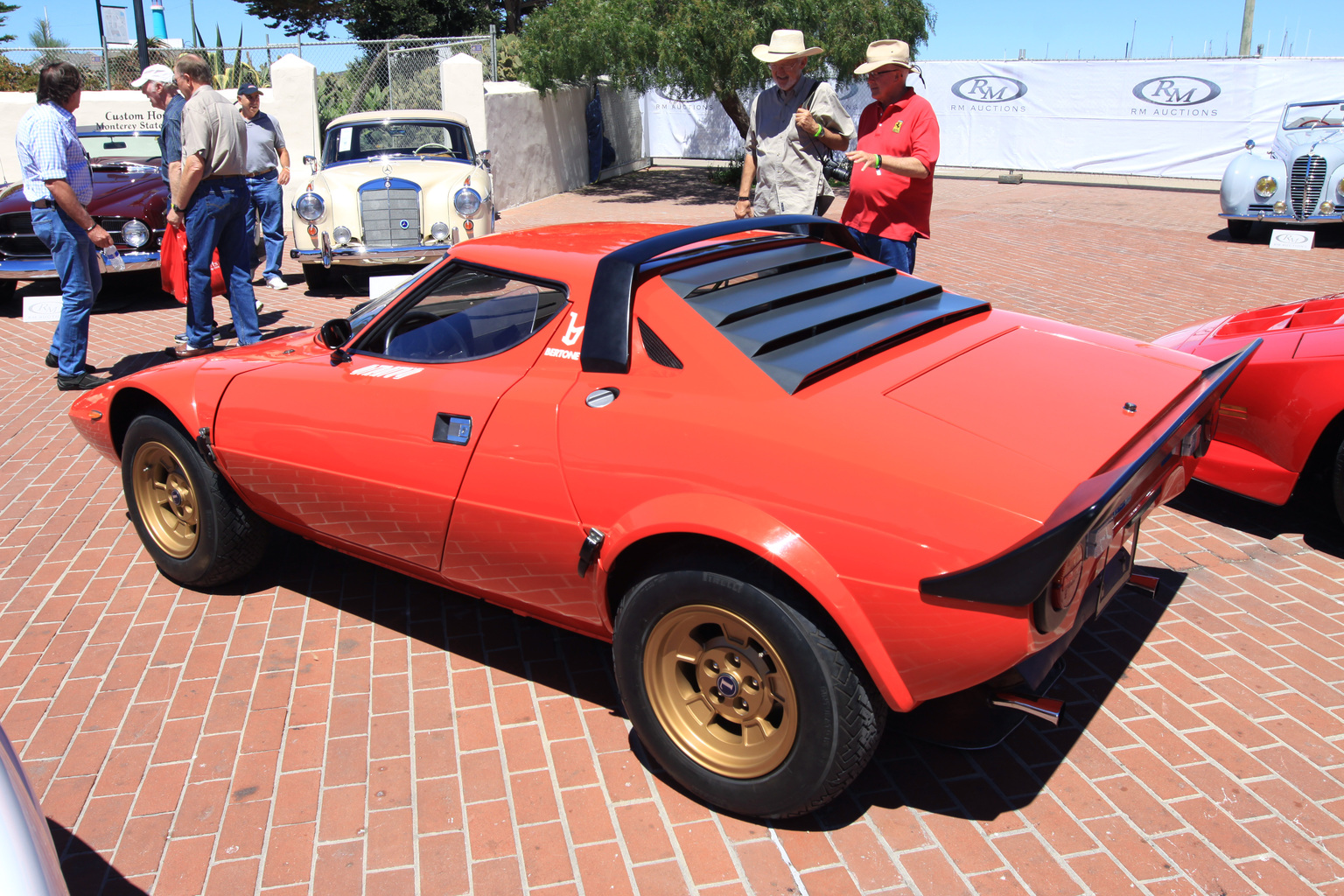 Lancia Stratos 1973 - 1978 Coupe #5