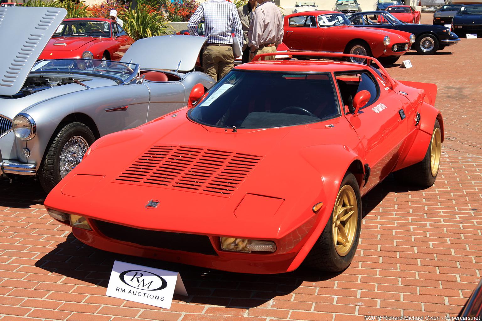 Lancia Stratos 1973 - 1978 Coupe #8