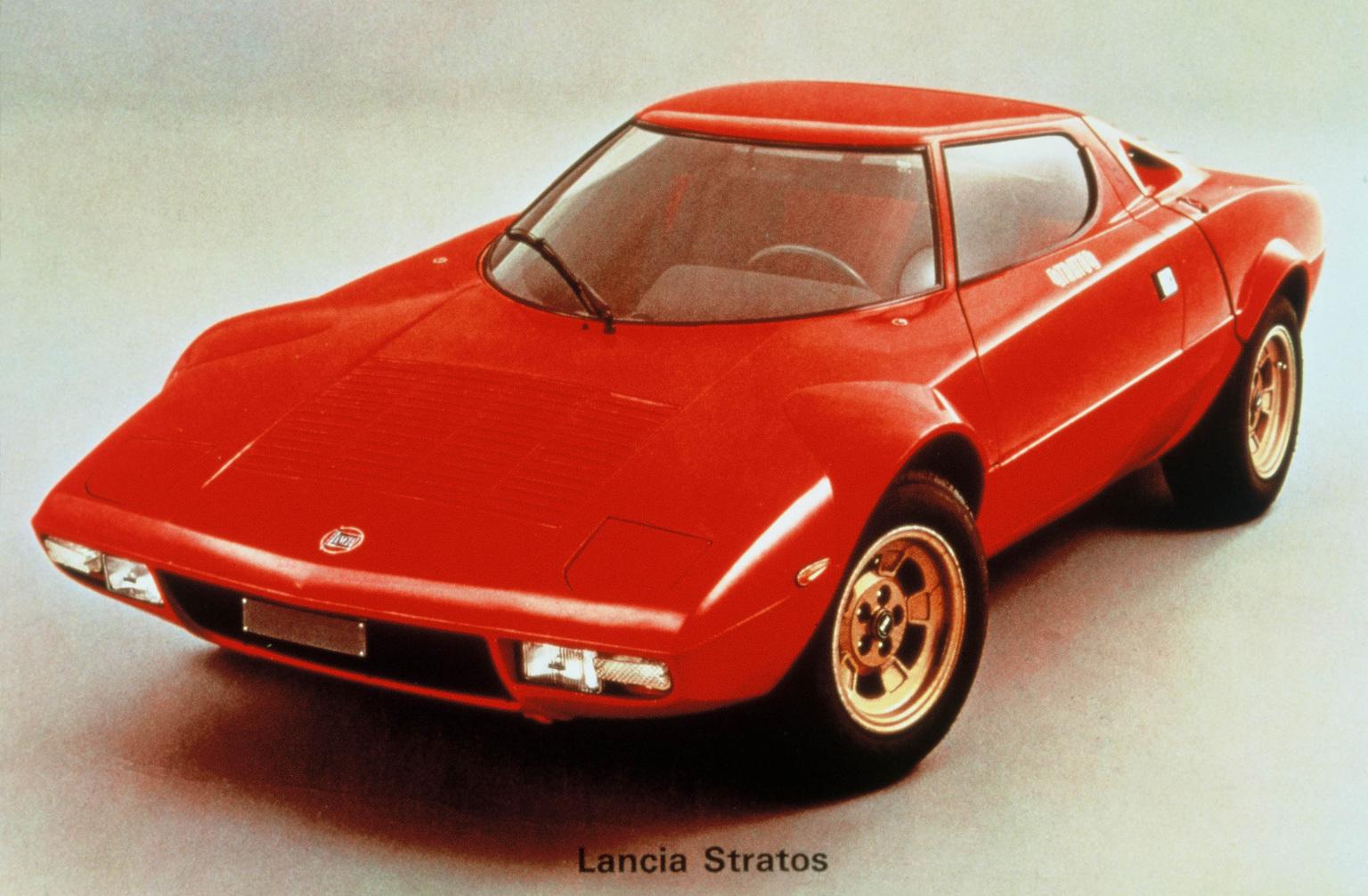 Lancia Stratos 1973 - 1978 Coupe #7