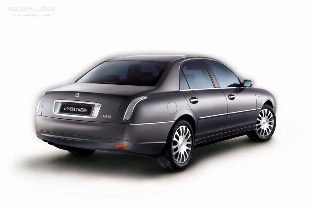 Lancia Thesis 2002 - 2009 Sedan :: OUTSTANDING CARS