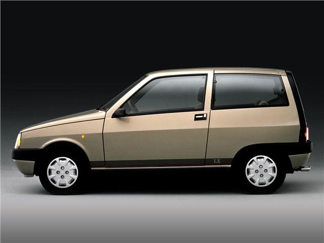 Lancia Y10 1985 - 1995 Hatchback 3 door #4