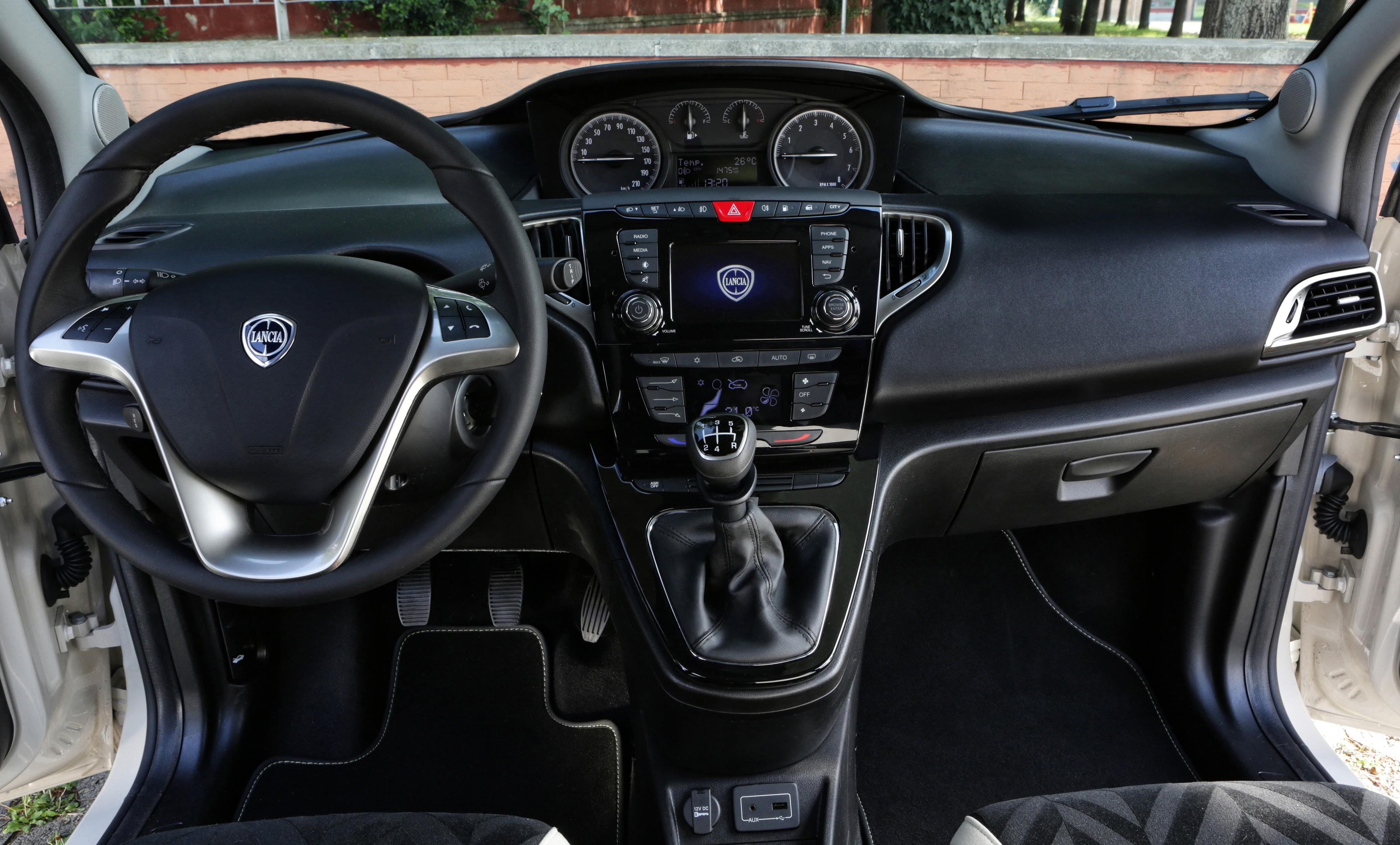 Lancia Ypsilon III (Type 846) Restyling 2015 - now Hatchback 5 door #4