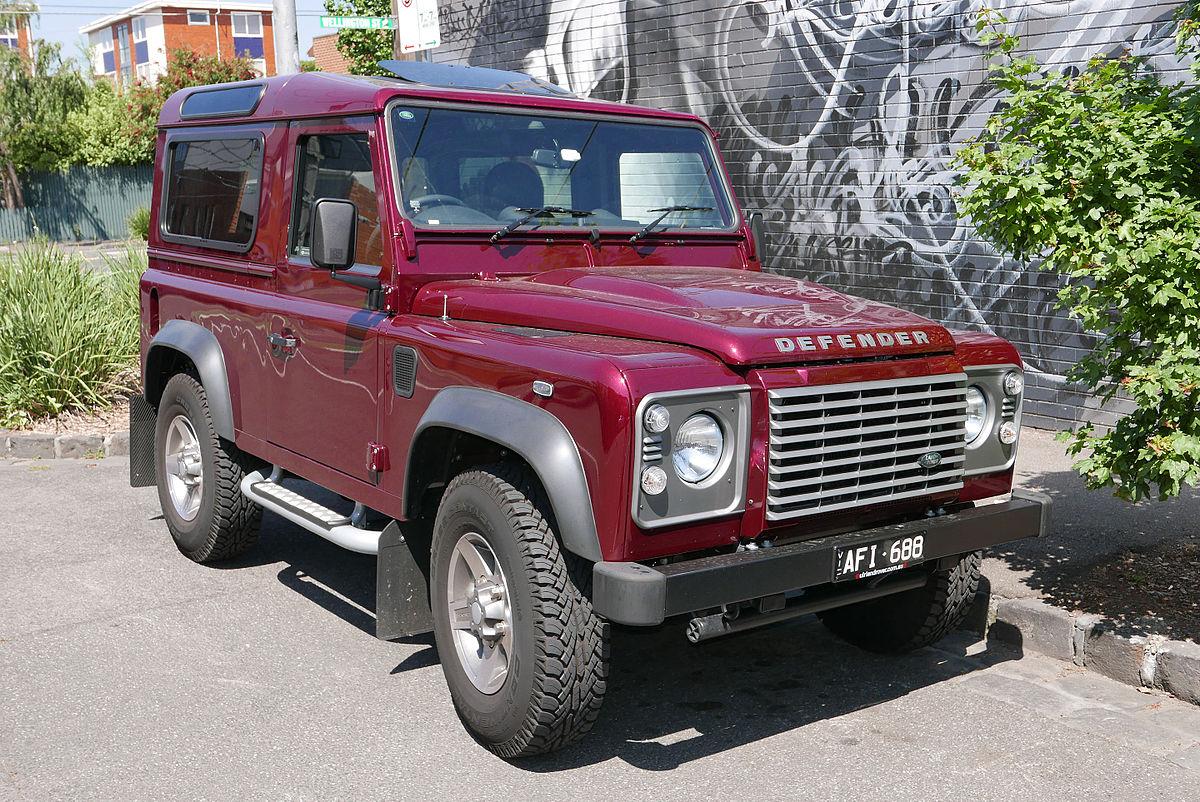 Land Rover Defender 2007 - 2016 SUV 5 door #7