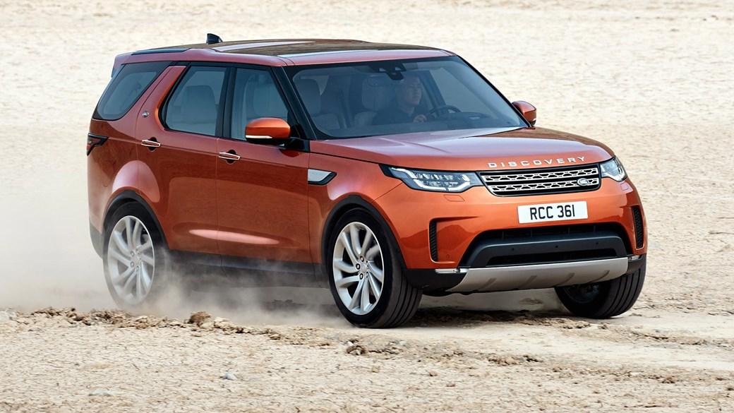 Land Rover Discovery V 2017 - now SUV 5 door #3