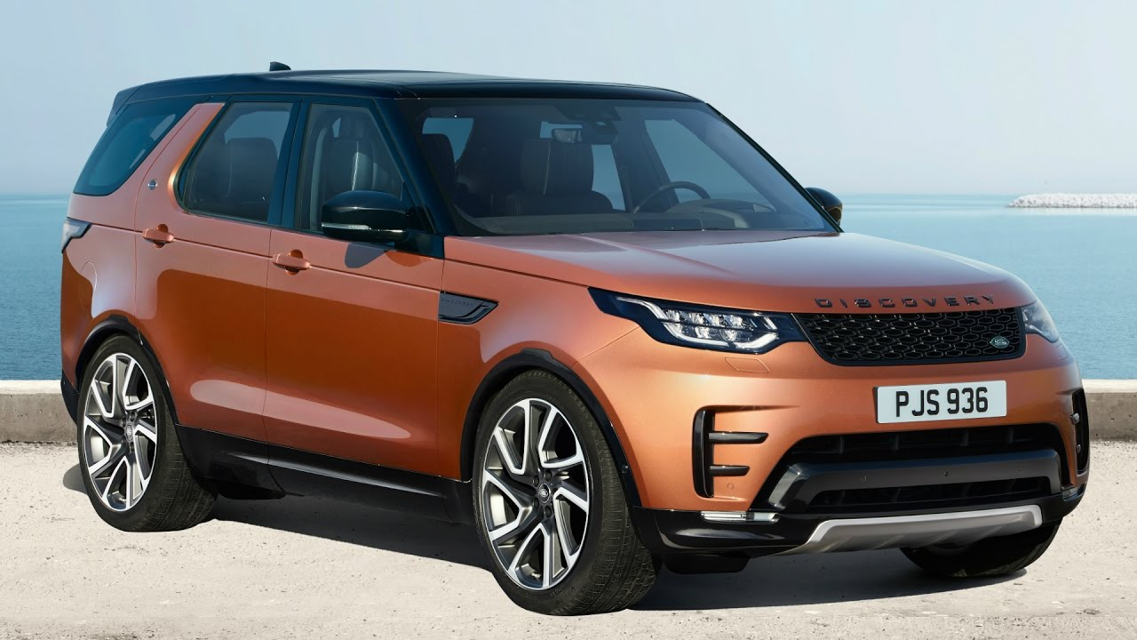Land Rover Discovery V 2017 - now SUV 5 door #8