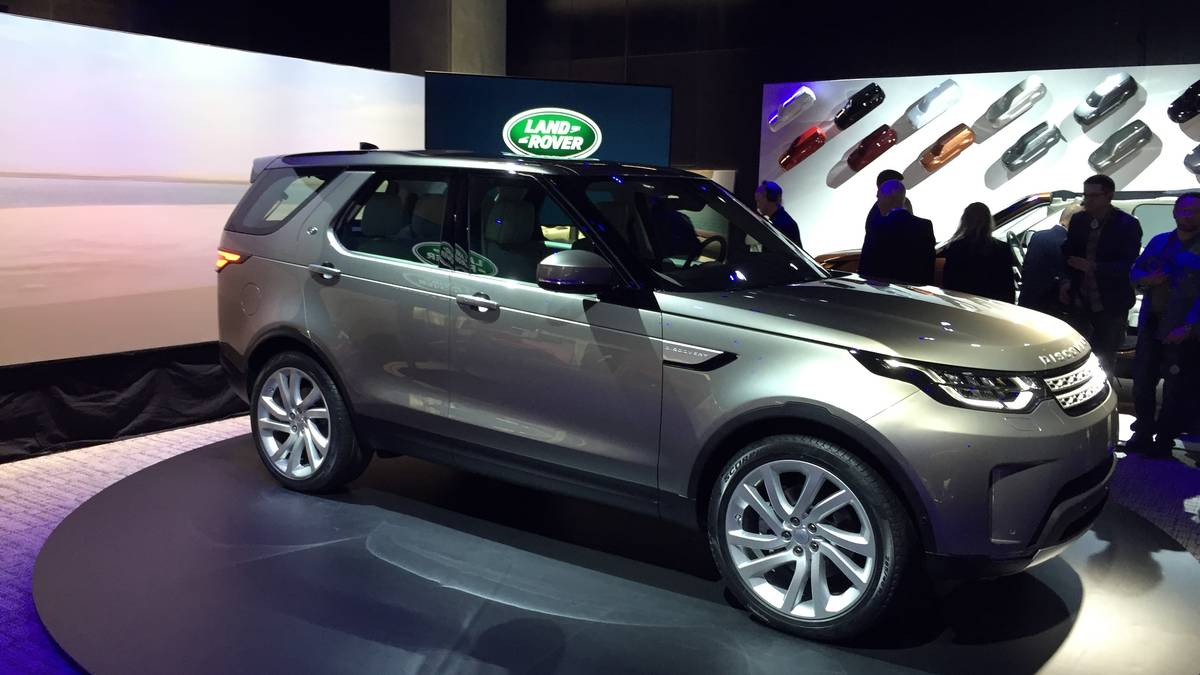 Land Rover Discovery V 2017 - now SUV 5 door #2