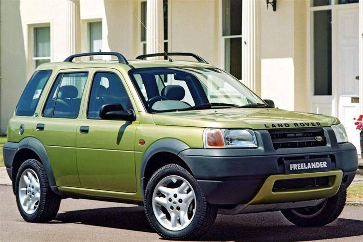 Land Rover Freelander I Restyling 2003 - 2006 SUV 3 door #8