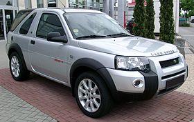 Land Rover Freelander I Restyling 2003 - 2006 SUV 3 door ...