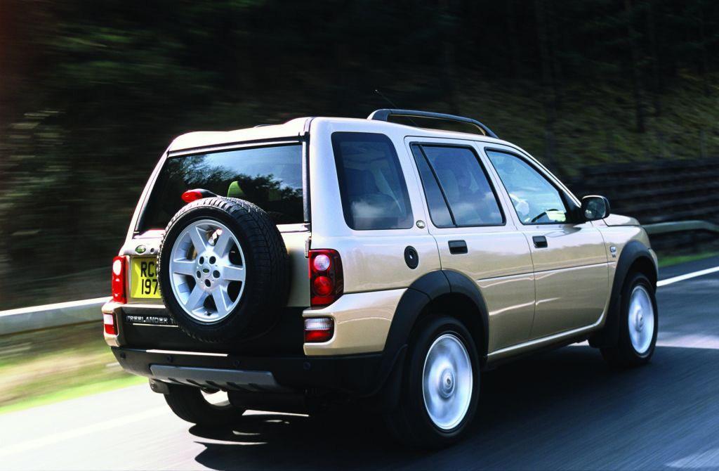 Land Rover Freelander I Restyling 2003 - 2006 SUV 3 door #2