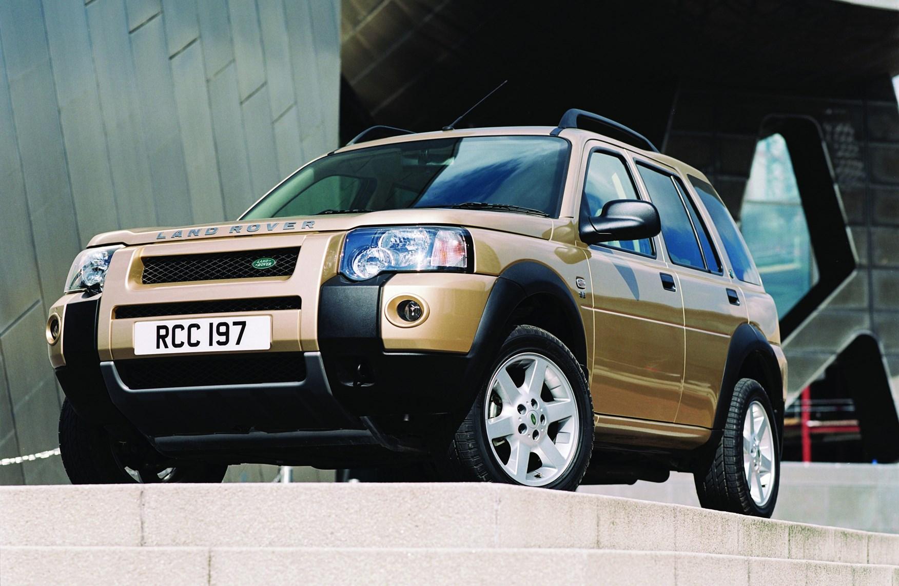 Land Rover Freelander I Restyling 2003 - 2006 SUV 3 door #1