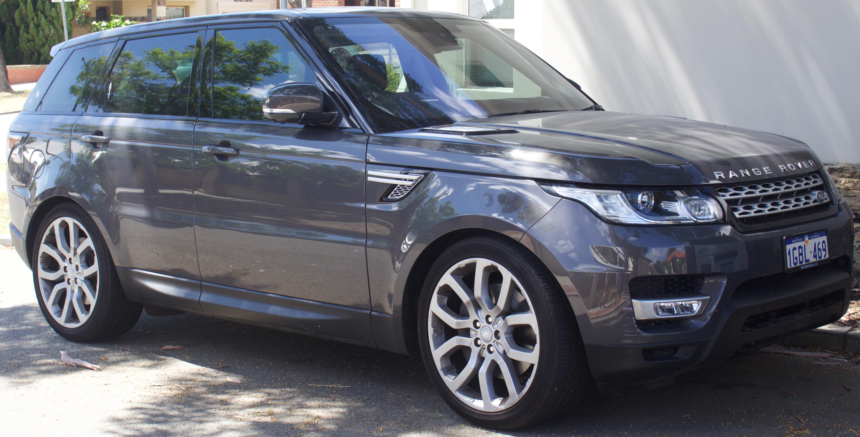Land Rover Range Rover Sport I Restyling 2009 2013 SUV 5 door