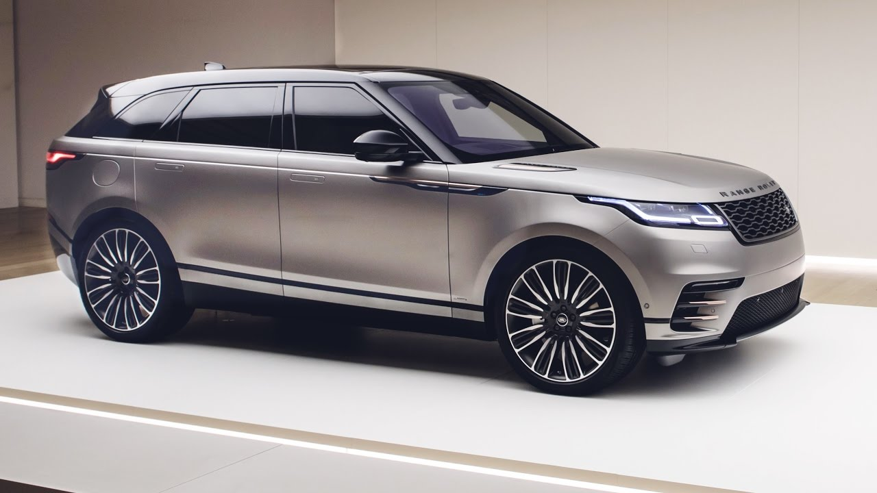 Land Rover Range Rover Velar I 2017 - now SUV 5 door #7