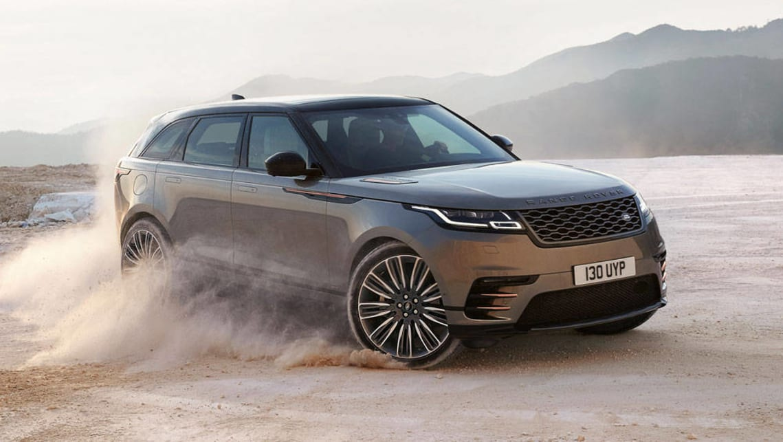 Land Rover Range Rover Velar I 2017 - now SUV 5 door #2