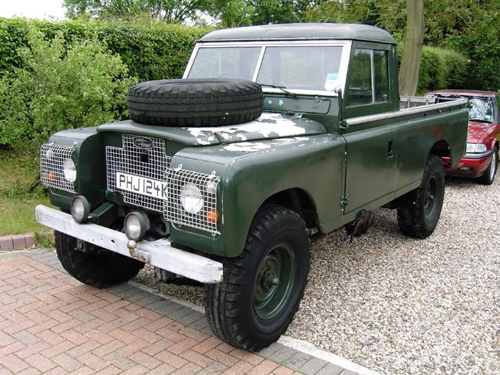 Land Rover Series I 1948 - 1956 SUV 3 door #7