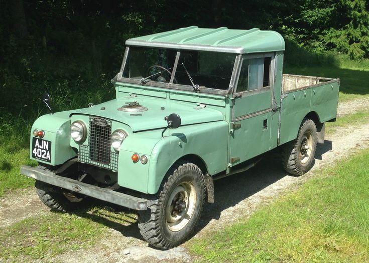 Land Rover Series I 1948 - 1956 SUV 3 door #5
