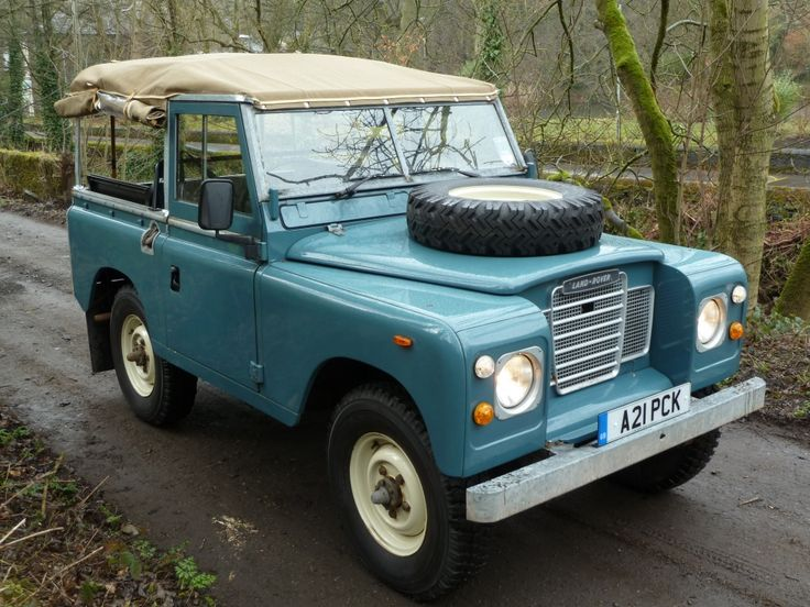 Land Rover Series I 1948 - 1956 SUV 3 door #2