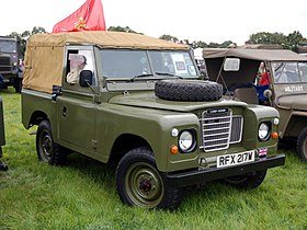 Land Rover Series I 1948 - 1956 SUV 3 door #8
