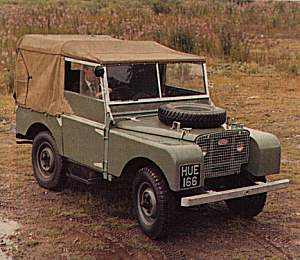 Land Rover Series I 1948 - 1956 SUV 3 door #6