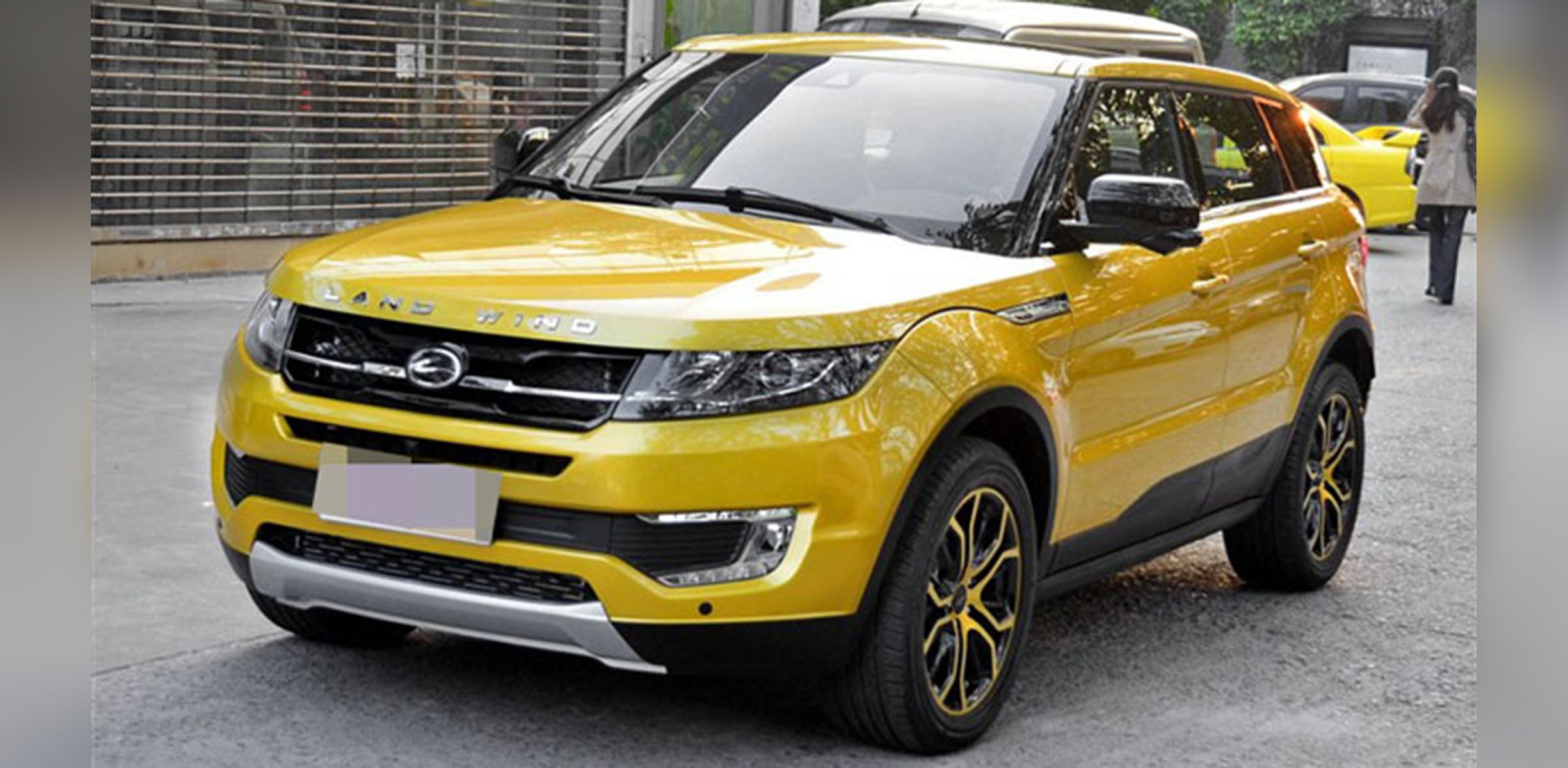 Landwind X7 2015 - now SUV 5 door #4